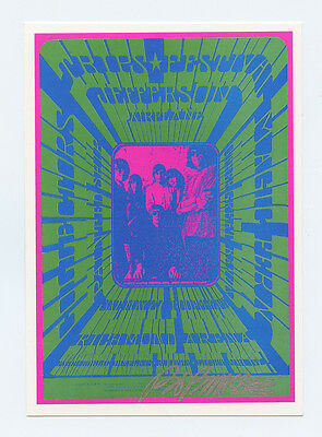 Jefferson Airplane Handbill Small 1967 May 27 TRIPS Festival Bob Masse