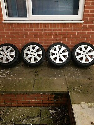 "Vauxhall Corsa C Sxi 15"" Original Alloy Wheels With Tyres Set Of 4 185/55/15"