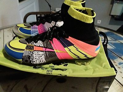"nike mercurial superfly ""what the"" taille 40,5"