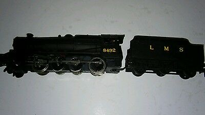 Hornby Dublo 2.8.0. Lms Steam  2 Rail. No Box