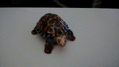 Wade vintage tortoise trinket with lid 1958 perfect condition