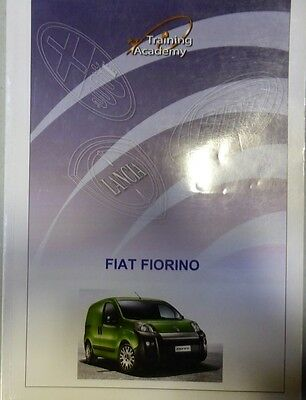 Rare ! FIAT FIORINO Trace didactique Training Academy FIAT Group S.P.A 2007