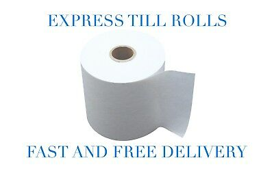 NEW!! Just Eat Terminal (80x70) Epos Thermal Till Rolls: 20, 40, 60, 80 or 160