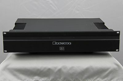 "Bryston 2B SST Stereo Power Amplifier Black 19"" 2RU"
