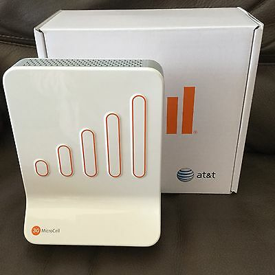 AT&T 3G Microcell Tower Signal Booster Cell Phone Signal Extender by Cisco