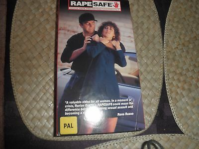 Gracie Jiu-Jitsu-Rape Safe (Vhs)