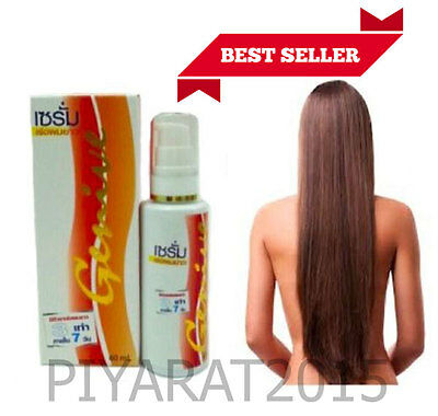 Best Of Long Hair Fast Growth helps your hair to lengthen grow Faster Serum New.
