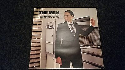 """The Men - i don't depend on you 12"""" vinyl"""