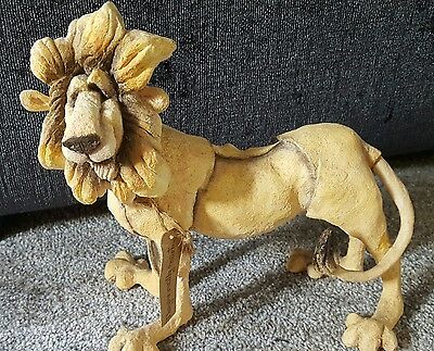 A Breed Apart Lion
