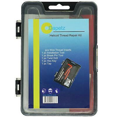 15 Piece Helicoil Thread Repair Kit M10 x 1.0 x 13.5mm, Free Delivery