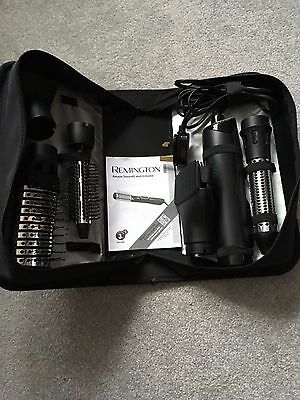 REMINGTON Amaze Smooth and Volume 5 piece hair styling set
