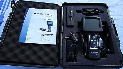 Westover FBP-HD1 - Fiber Inspection System with case!!! FREE SHIPPING!!!