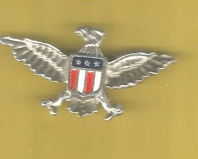Pin´s Aigle blason armoiries