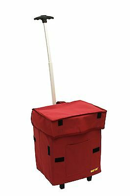 dbest products 01-016 Smart Cart, Red