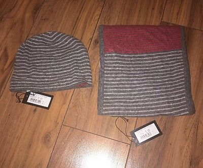 Paul Smith Hat And Scarf Set Brand New With Tags