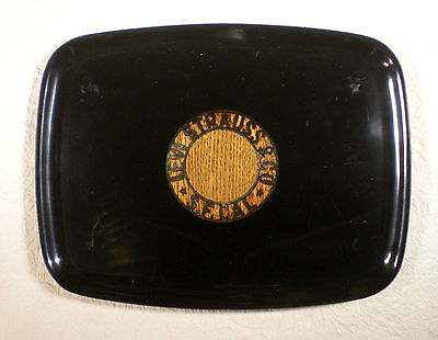 Levi Strauss Tray San Francisco by Couroc of Monterey 1979 Levis