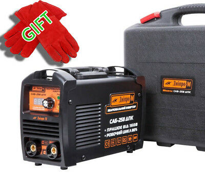 250 Amp Stick ARC Welder  Inverter Welding 220v Machine Dnipro-M