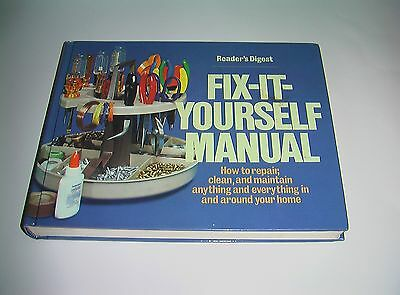 Reader's Digest Fix It Yourself Manual