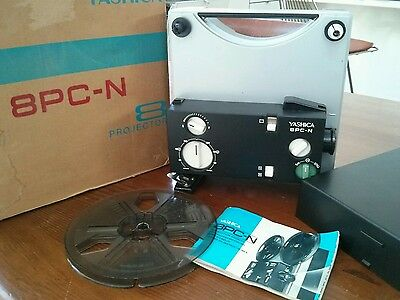 Yashica 8PC-N projector