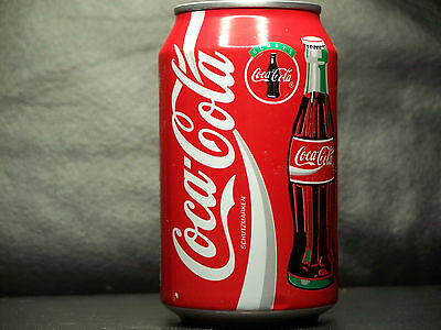 1995 Coca Cola can from Germany, always coca-cola limonade unopened full