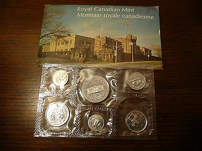 1973 Canadian Mint Prooflike 6 Coin Set