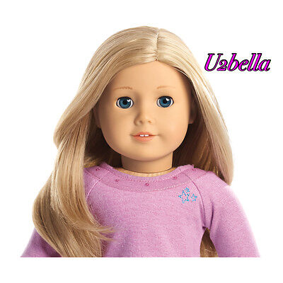 NEW AMERICAN Girl Truly ME Doll:Light Skin,Layered Blond Hair,Blue Eyes 27