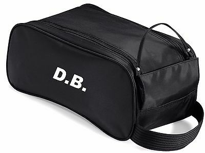 Personalised/Initial Football/Golf/Sport Boot/Shoe/Travel Bag *4 Colours*
