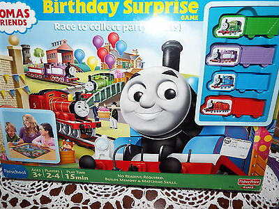 Thomas & Friends Birthday Surprise Game Race to Collect Treats! Thomas the Train