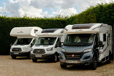 Motorhome Hire - 2/4/6 Berth Available - 7 Nights In August School Holidays