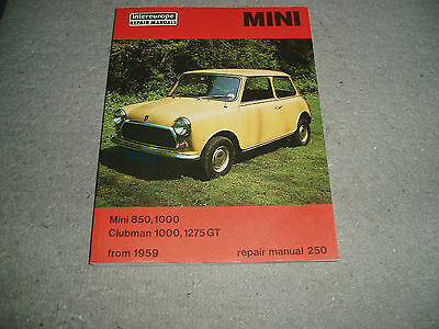 Intereurope Mini Repair Manual