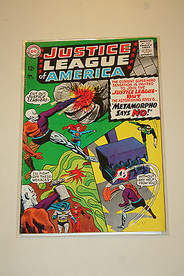 Justice League of America #42 Vintage Silver Age! Metamorpho! Nice condition!