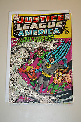 Justice League of America #68 Silver Age! Hot! 1 of 3