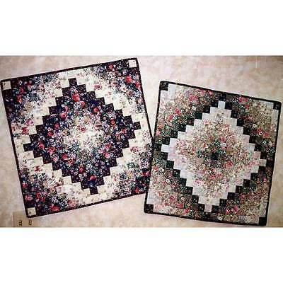 WATERCOLOR WALL QUILT QUILTING PATTERN, from Clothesline Quilts, *NEW*
