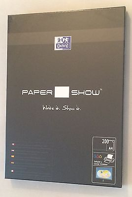 PaperShow 200 feuilles interactives A4
