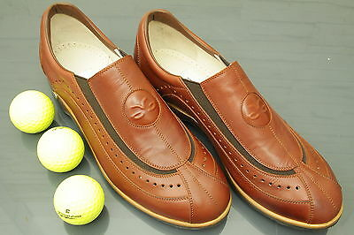 Golfschuhe Damen WALTER GENUIN NEU gr. 36,5 - women golf shoes US: 6,5 279€ ü90