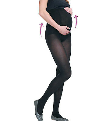 Italiana Secret style Mama Tights Pantyhose Cotton Rich Mama Tights Pregnancy