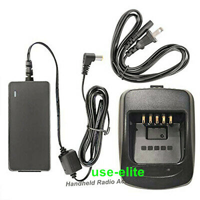 KSC-32 Rapid Charger for Kenwood TK-2180K2 TK-5210K2 TK-5210 Two Way Radio