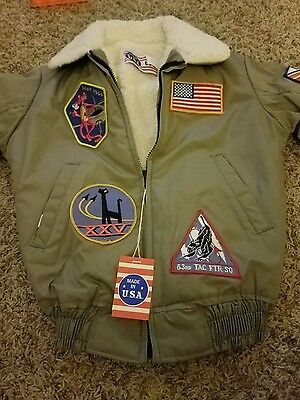 Jacket New Made In USA Children Med