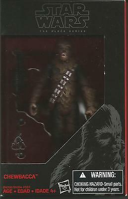 Chewbacca Star Wars The Black Series Action Figure New, MIB