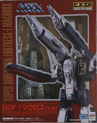 Megahouse MACROSS SDF-1 Tv Version Cosmo Fleeet Special Transforming MISB USA