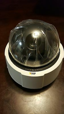 New Axis P5512 PTZ Dome IP Network Camera Day/Night 12x Zoom PoE