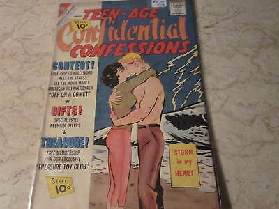 Teen -Age Confidential #10