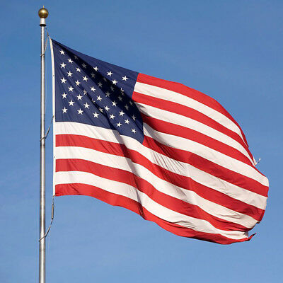 American Flag 3x5 Polyester Stripes USA United States Polyester Banner Activity