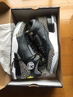 Basketball Shoes Mens Size 10 US Cement Black Rare