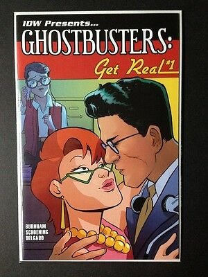 Ghostbusters Get Real #1 - Sub Cover - NM