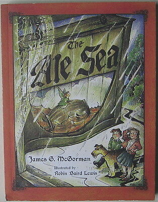 The Ale Sea A Novel With An Airedale Illustrated Through Out The Book