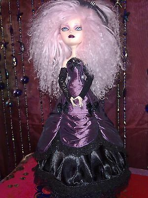 Monster High Doll Repaint OOAK