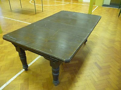 Slate Bed Snooker/dinning Table For Sale