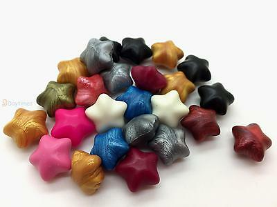110Pcs Colorful Star Shape Sealing Wax Bead for Wax Seal Stamp Wedding