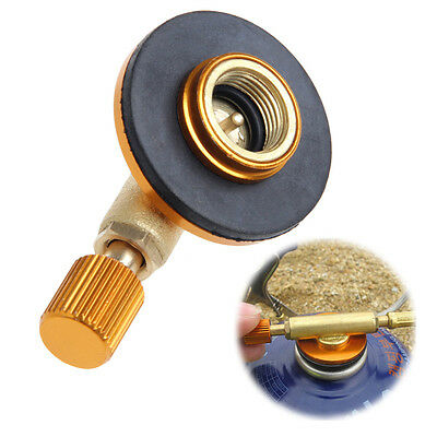 Stainless Steel Valve Flat Control Cylinder Switch Stove Accessories Outdoor New